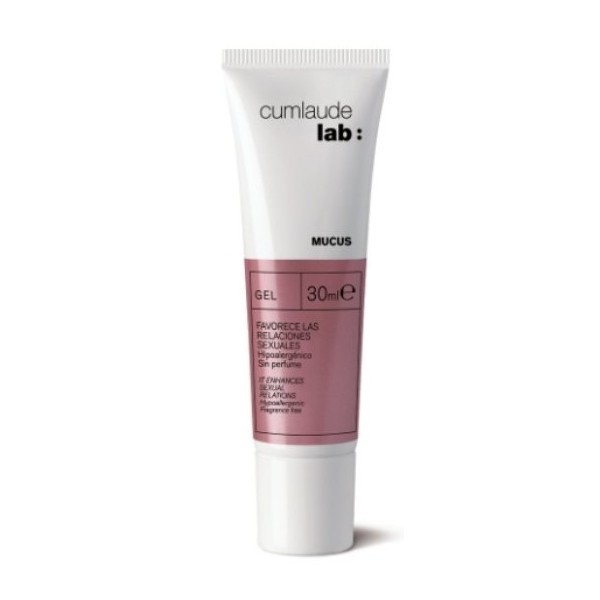 Lubricante CumLaude mucus gel vaginal 30 ml