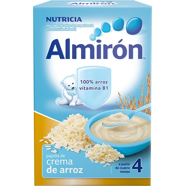 Almiron Crema De Arroz Advance 250 gr