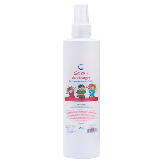 Spray Preventivo Junio Edda Farma 300ml (A partir de 2 años)