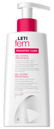 Letifem Pediatric Gel Intimo 250 ml