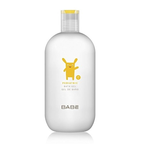 Gel pediátrico de baño Babé 500 ml