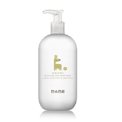 Leche hidratante corporal Pediatric Babé (500 ml)