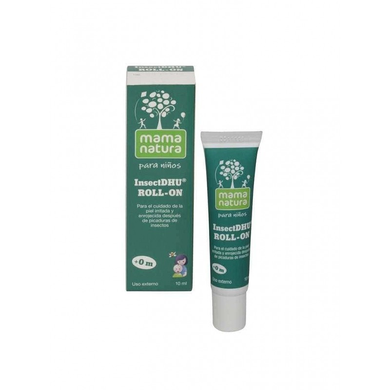 InsectDHU Roll-on 10 ml Mama Natura (A partir de 2 meses)
