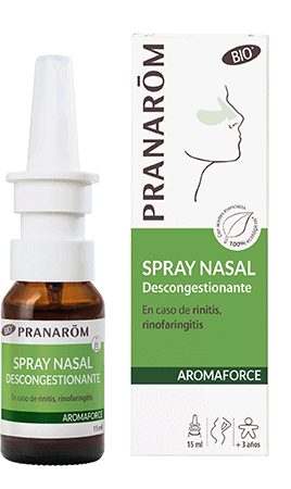 Aromaforce Pranarom Spray Nasal sin alcohol 15 ml